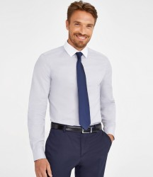 SOL'S Belmont Long Sleeve Contrast Poplin Shirt image