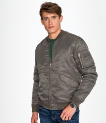 SOL'S Unisex Rebel Fashion Bomber Jacket image