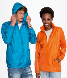 SOL'S Unisex Shift Windbreaker Jacket image