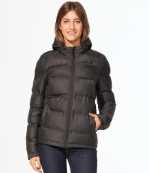 SOL'S Ladies Ridley Padded Jacket image