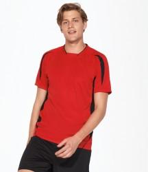 SOL'S Maracana 2 Contrast T-Shirt image