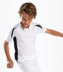 SOL'S Kids Maracana 2 Contrast T-Shirt image
