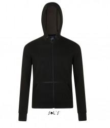 SOL'S Unisex Volt Zip Hooded Jacket image