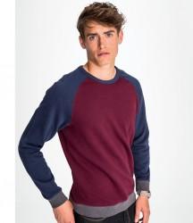 SOL'S Unisex Sandro Contrast Sweatshirt image