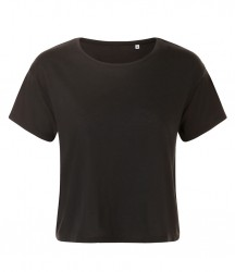 SOL'S Ladies Maeva Beach Crop T-Shirt image