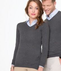 SOL'S Ladies Glory V Neck Sweater image