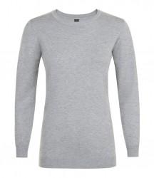 Image 2 of SOL'S Ladies Ginger Crew Neck Sweater