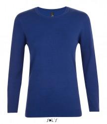 Image 4 of SOL'S Ladies Ginger Crew Neck Sweater