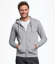 SOL'S Stone Zip Hooded Sweatshirt image