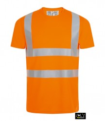 SOL'S Mercure Pro Hi-Vis T-Shirt image