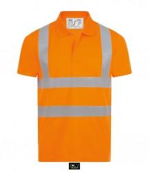 SOL'S Signal Pro Hi-Vis Polo Shirt image