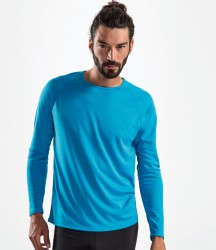 SOL'S Sporty Long Sleeve Performance T-Shirt image