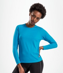 SOL'S Ladies Sporty Long Sleeve Performance T-Shirt image