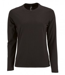 SOL'S Ladies Imperial Long Sleeve T-Shirt image