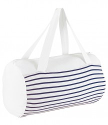SOL'S Sunset Striped Jersey Duffle Bag image