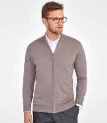 SOL'S Gordon Full Zip Cotton Acrylic Cardigan image