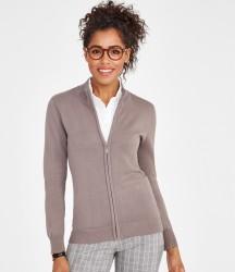 SOL'S Ladies Gordon Full Zip Cotton Acrylic Cardigan image