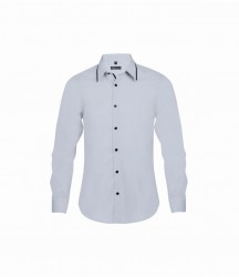 SOL'S Baxter Long Sleeve Contrast Fitted Shirt image