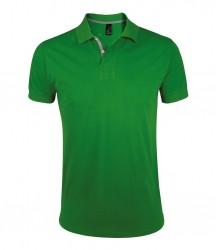SOL'S Portland Cotton Piqué Polo Shirt image