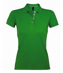 SOL'S Ladies Portland Cotton Piqué Polo Shirt image