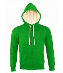 SOL'S Unisex Sherpa Hooded Jacket image