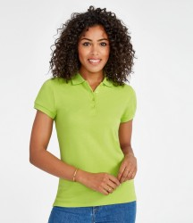 SOL'S Ladies People Cotton Piqué Polo Shirt image