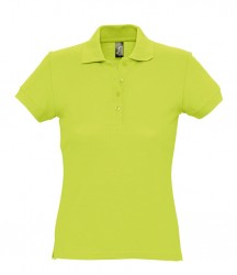 SOL'S Ladies Passion Cotton Piqué Polo Shirt image