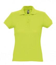 SOL'S Ladies Passion Cotton Piqué Polo Shirt image