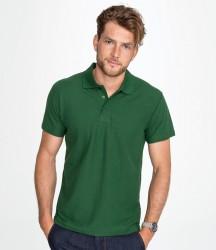 SOL'S Summer II Cotton Piqué Polo Shirt image