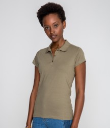 SOL'S Ladies Prescott Cotton Jersey Polo Shirt image