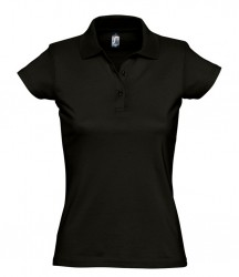 Image 11 of SOL'S Ladies Prescott Cotton Jersey Polo Shirt