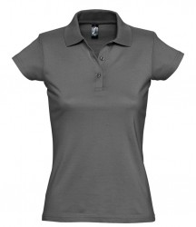 Image 10 of SOL'S Ladies Prescott Cotton Jersey Polo Shirt