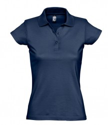 Image 9 of SOL'S Ladies Prescott Cotton Jersey Polo Shirt