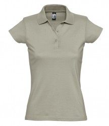 Image 8 of SOL'S Ladies Prescott Cotton Jersey Polo Shirt