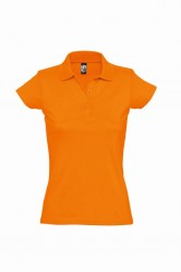 Image 6 of SOL'S Ladies Prescott Cotton Jersey Polo Shirt