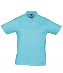 SOL'S Prescott Cotton Jersey Polo Shirt image