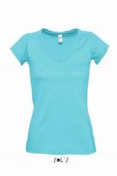 SOL'S Ladies Mild V Neck T-Shirt image