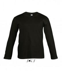 SOL'S Kids Vintage Long Sleeve T-Shirt image