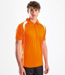 SOL'S Palladium Contrast Performance Polo Shirt image