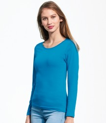 SOL'S Ladies Majestic Long Sleeve T-Shirt image