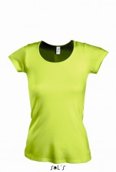SOL'S Ladies Moody Sheer Rib T-Shirt image