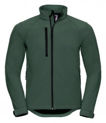Image 3 of Russell Soft Shell Jacket