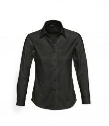 SOL'S Ladies Embassy Long Sleeve Oxford Shirt image