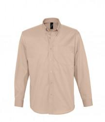 SOL'S Bel-Air Long Sleeve Twill Shirt image