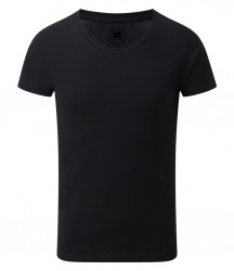 Russell Girls V Neck HD T-Shirt image