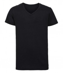 Russell V Neck HD T-Shirt image