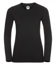 Russell Ladies Long Sleeve HD T-Shirt image