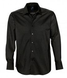 SOL'S Brighton Long Sleeve Fitted Shirt image