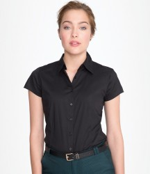SOL'S Ladies Excess Short Sleeve Fitted Shirt image