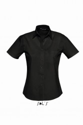SOL'S Ladies Energy Short Sleeve Poplin Shirt image